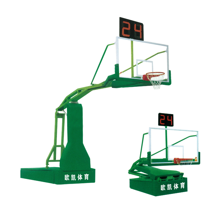 OK-003手动液压篮球架
