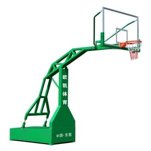 OK-005平箱仿液压篮球架