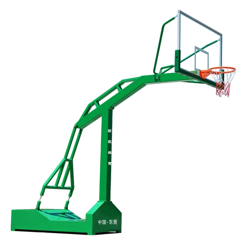 OK-006凹箱式移动篮球架